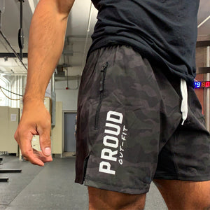 OUT-FIT Smooth Operator Workout Shorts