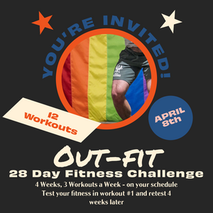 28 Day Fitness Challenge - April