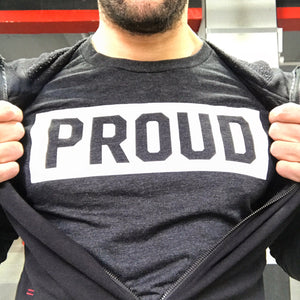 LGBT GAY PROUD PRIDE OUT-FIT T-Shirt