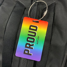 Proud Travel Tag