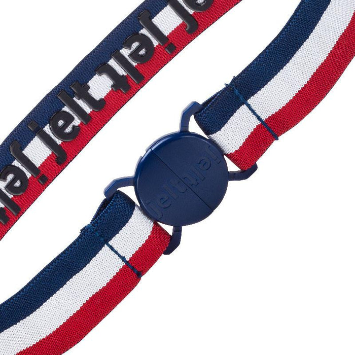 Retro Stripe Elastic Stretch Belt
