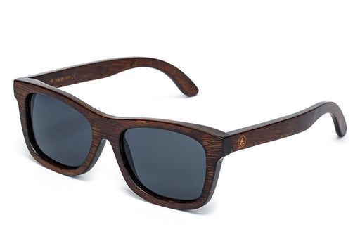 Tree Tribe Floating Bamboo Sunglasses with Polarized Lenses