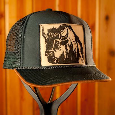 Bison Mini Brim Trucker