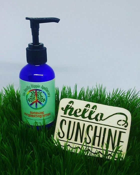 Sunshine Invigorating Lotion