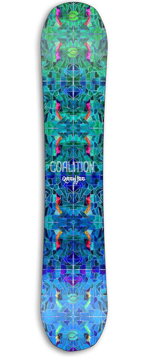 Queen Bee Snowboard | Deep Blue See