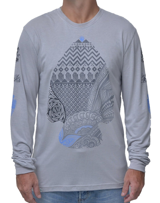 The Arrowhead Long Sleeve Bamboo T-shirt