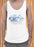 The Beach Mountain Bamboo Tank top