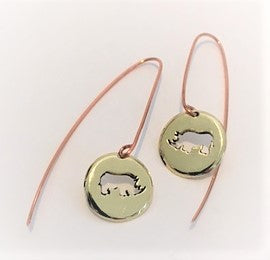 Rhino Connect Designer Earrings