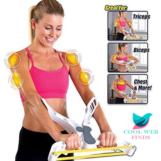 Resistance Band Arm Trainer