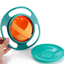 Dishwasher Safe 360 Rotate Spill-Proof Bowl