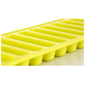 Silicone Ice Cube Stick Tray