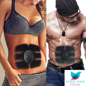 Wireless Handsfree Abdominal & Muscle Trainer