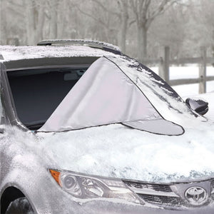 Windshield Cover Protector for Snow, Ice, Sun, Dust, Frost and other elements