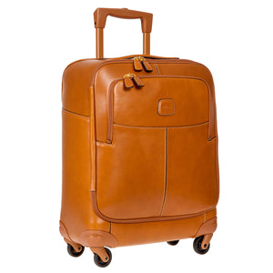 "Brics Life Pelle -21"" Carry-On Spinner (BPL15250)"