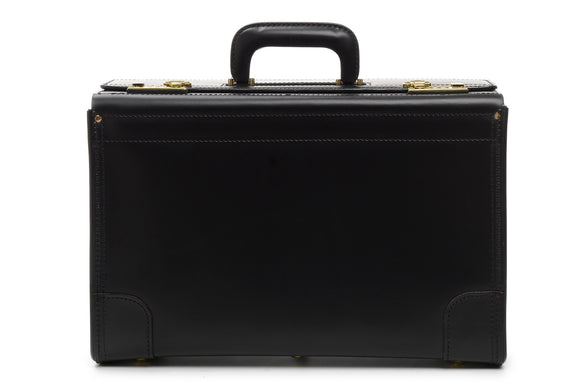 Korchmar WORKHORSE - Leather Locking Catalog Case (C114318)