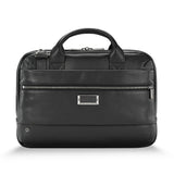 Briggs & Riley @Work® - Leather Slim Brief (KLB410)