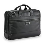 Briggs & Riley @Work® - Leather Medium Brief (KLB422)