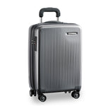 Briggs & Riley Sympatico® (Limited 25th Anniversary Edition) - International Exp Carry-On Spinner (SU122CXSP-Silver) - SALE!
