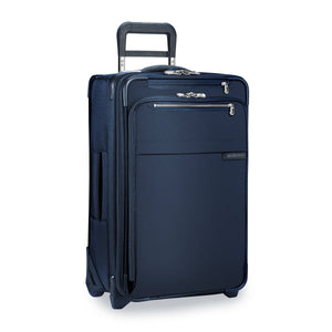 "Briggs & Riley Baseline® - 22"" Domestic Carry-On Expandable Upright (U122CX-Navy)"