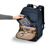 Briggs & Riley Kinzie Street™ - Flap Over Expandable Backpack (ZP180) - SALE!