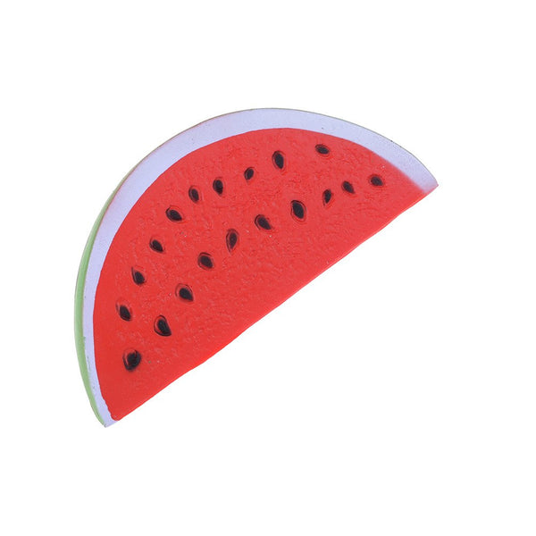 Squishy Watermelon Slice - From our June Slime Kit Box!