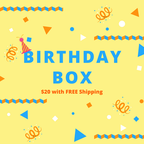 Buy Squishtastic Birthday Slime and Squishy Box
