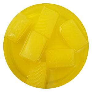 Pineapple Jelly Cube Slime Kit - Scented like Pineapple!