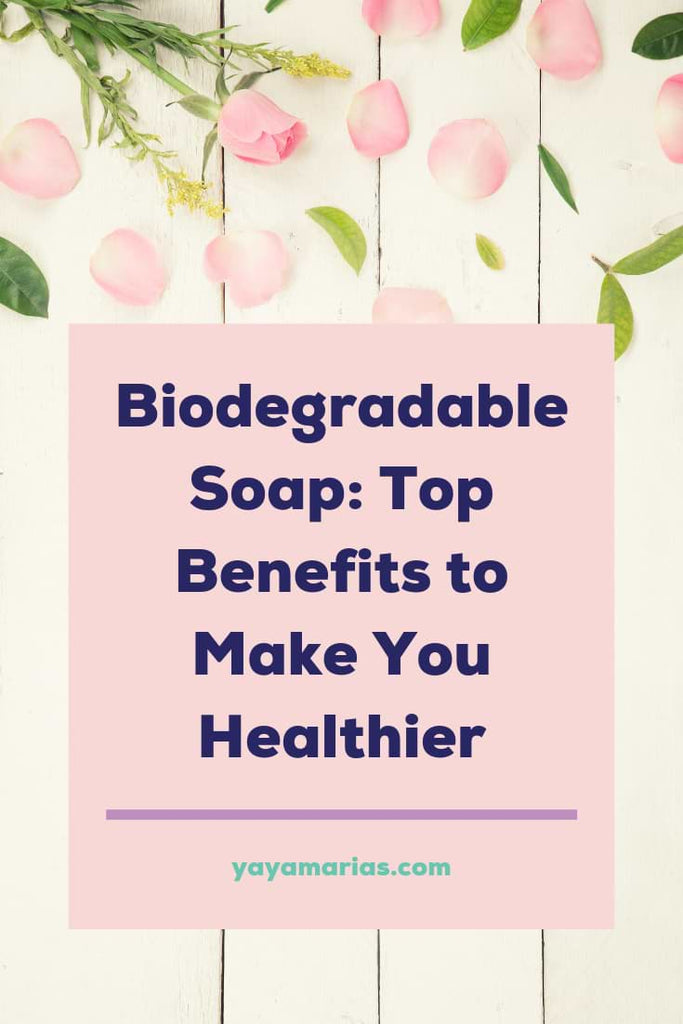 Biodegradable dish soap
