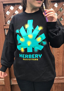 Holiday Lights Crewneck Sweatshirt