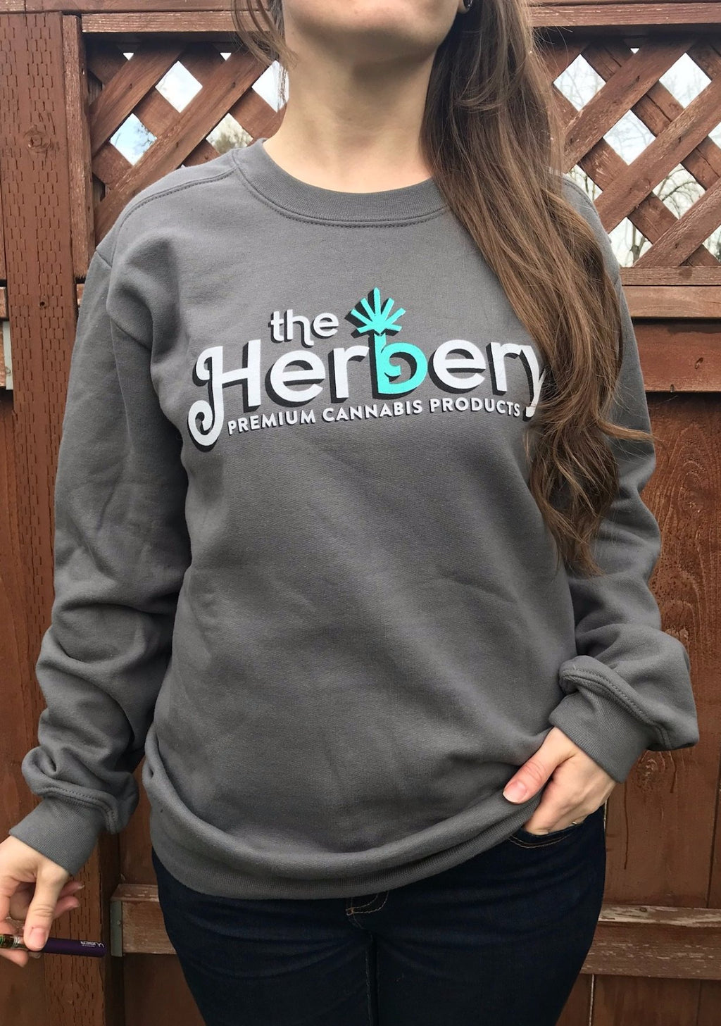 The Herbery Crewneck Sweatshirt