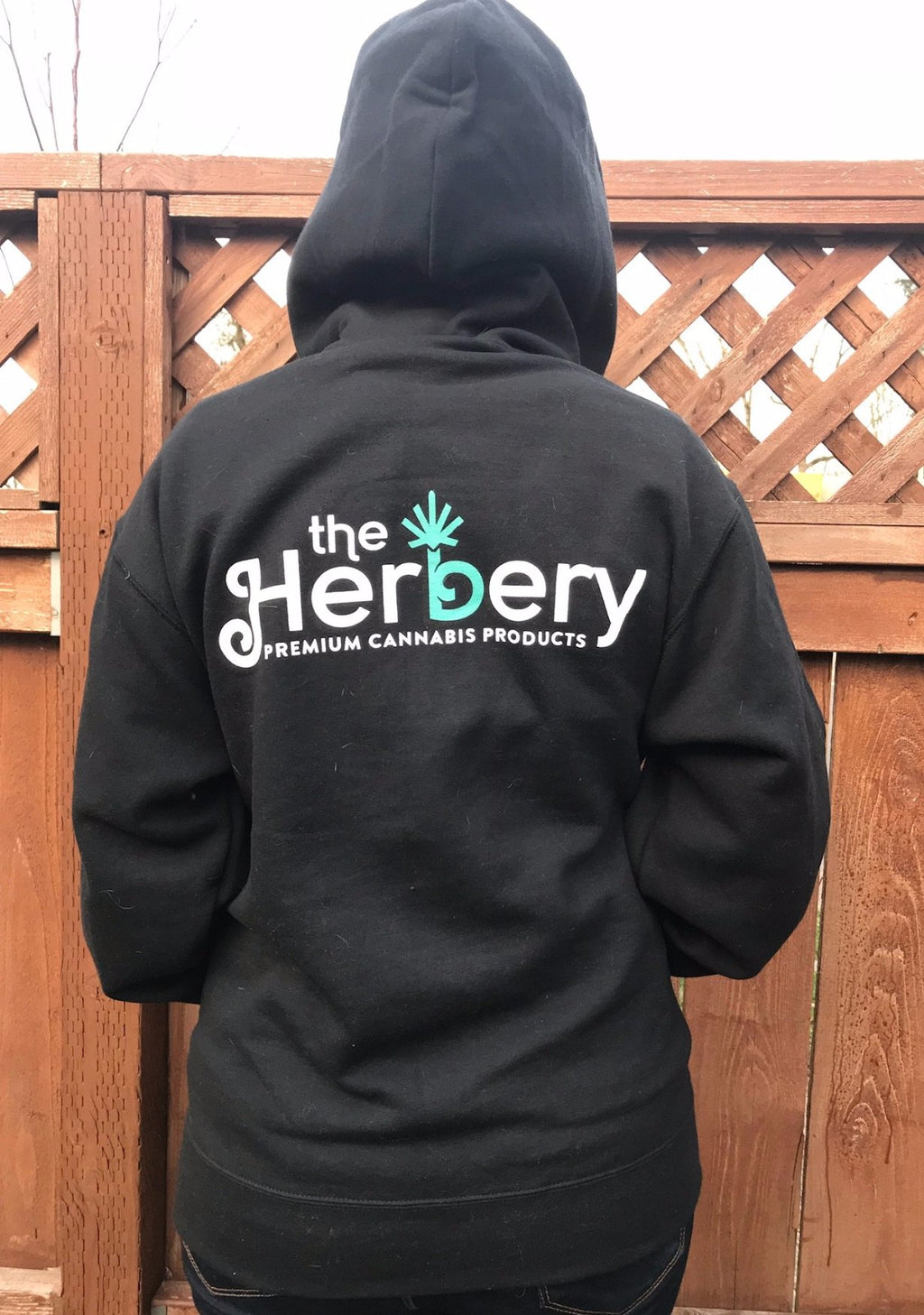 The Herbery Zip-Up Hoodie