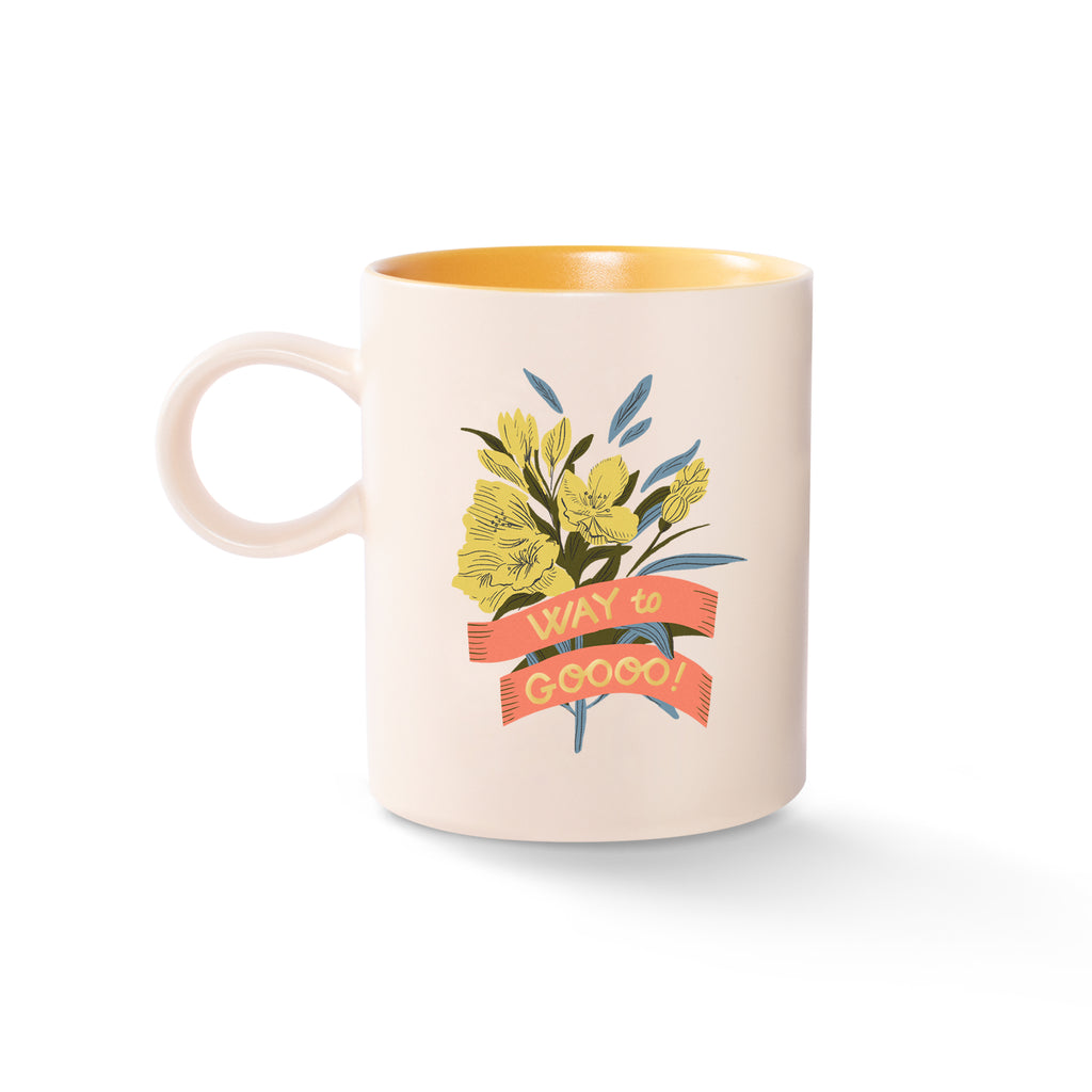FRINGE STUDIO WAY TO GO MUG