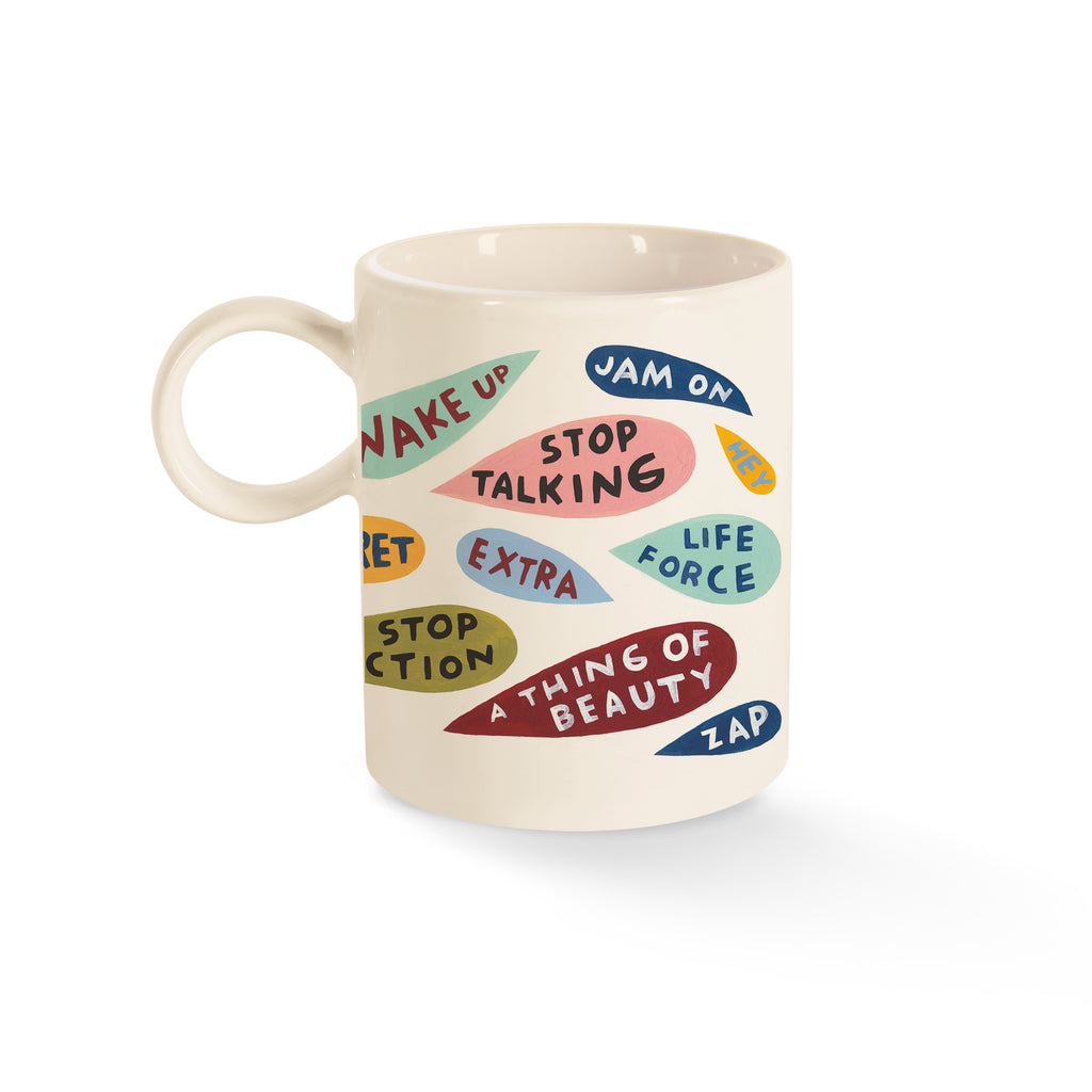 FRINGE STUDIO WAKE UP MUG