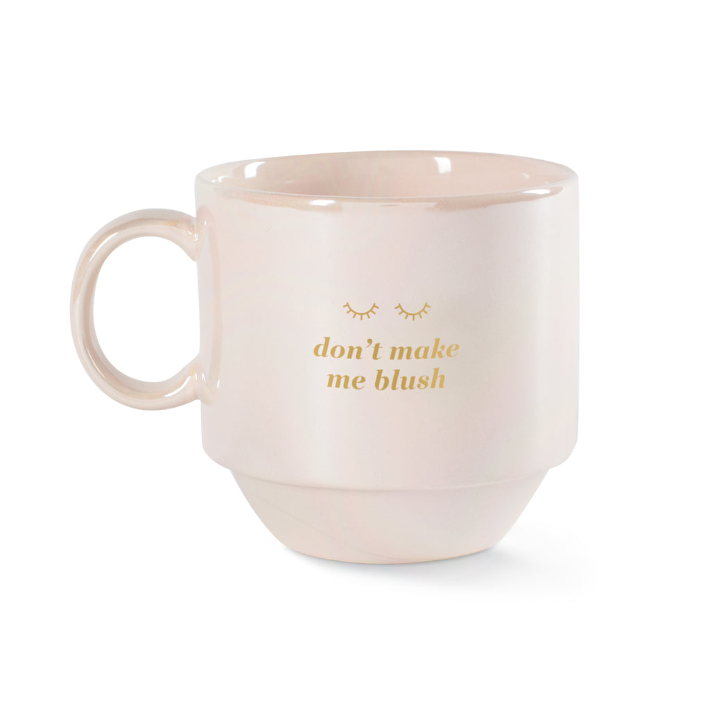 FRINGE STUDIO DON'T MAKE ME BLUSH MUG