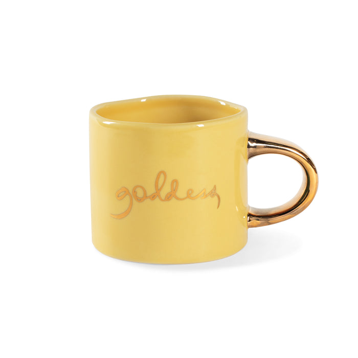 FRINGE STUDIO GODDESS CUTE MUG