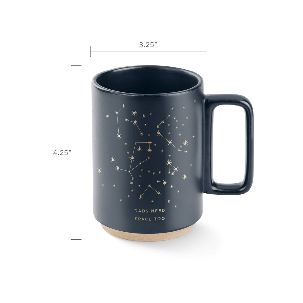 FRINGE STUDIO DADS NEED SPACE TOO MUG