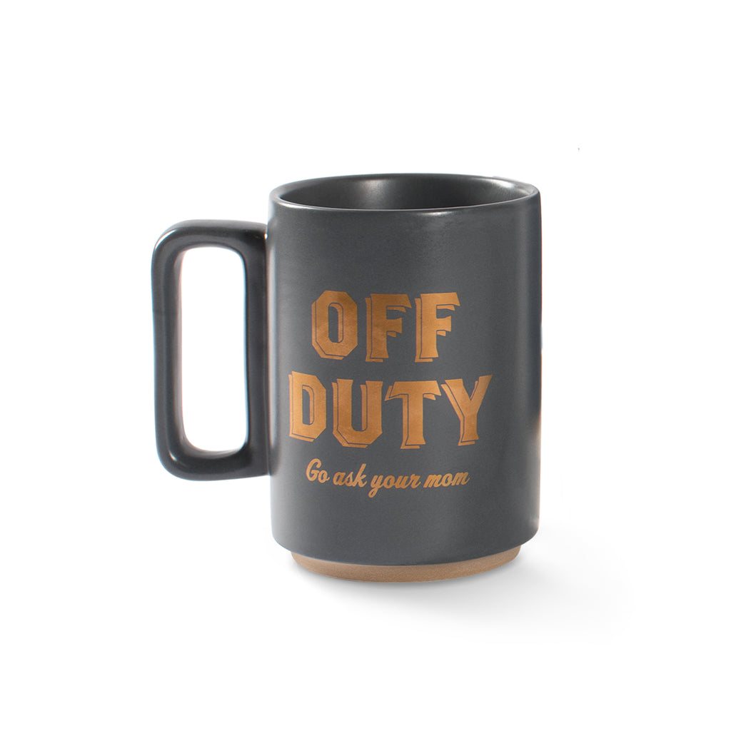 FRINGE STUDIO OFF DUTY MUG
