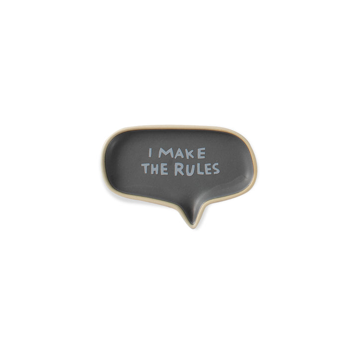 FRINGE STUDIO MAKE THE RULES TRAY