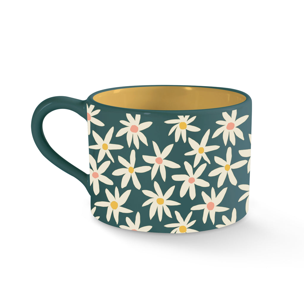 FRINGE STUDIO DAISIES MORNING MUG