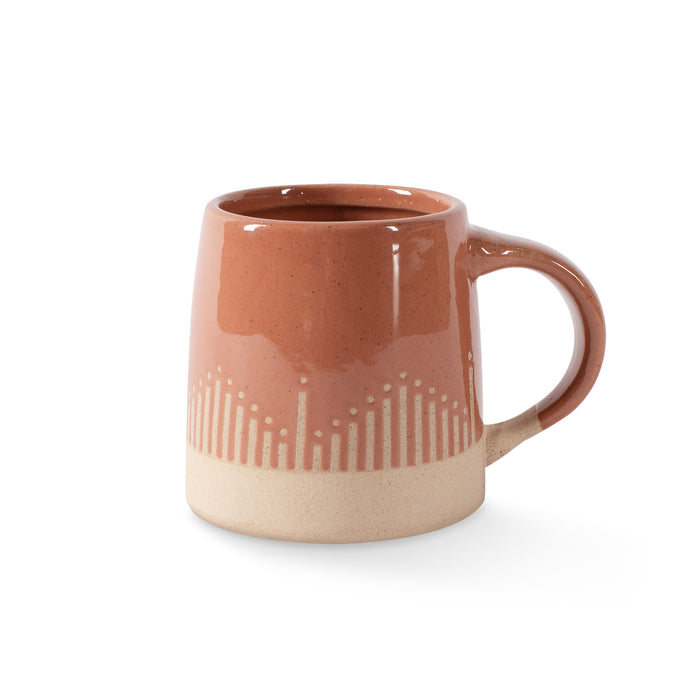 FRINGE STUDIO DESERT MOUNTAIN MUG