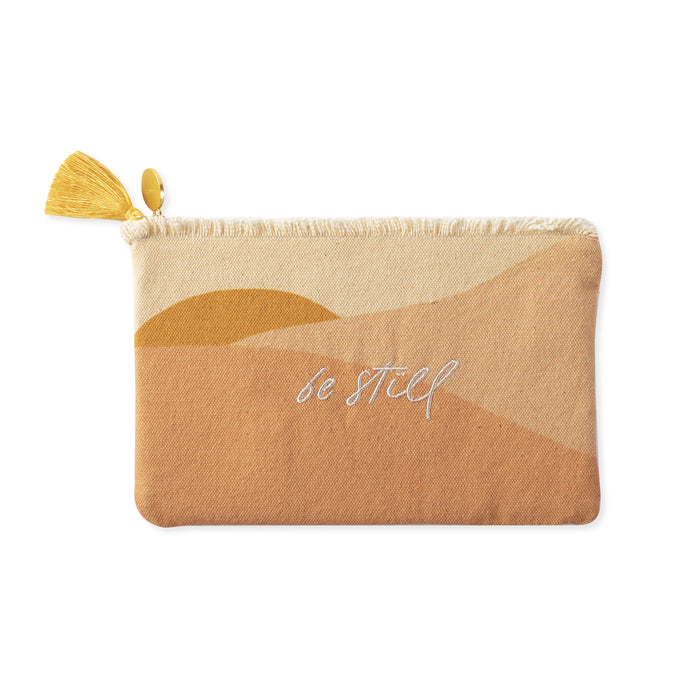 FRINGE STUDIO BE STILL POUCH