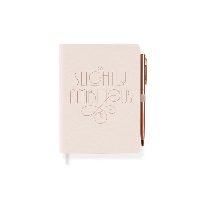 FRINGE STUDIO AMBITIOUS JOURNAL WITH SLIM PEN