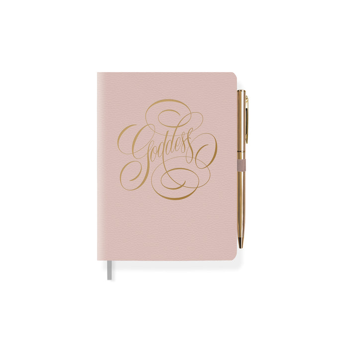 FRINGE STUDIO GODDESS JOURNAL WITH SLIM PEN