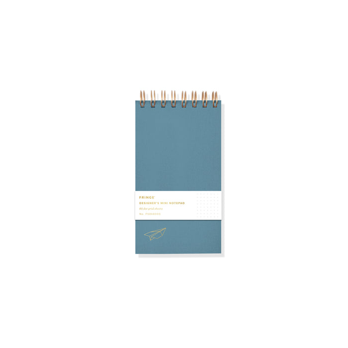 FRINGE STUDIO AIRPLANE MINI DESIGNER'S NOTEPAD