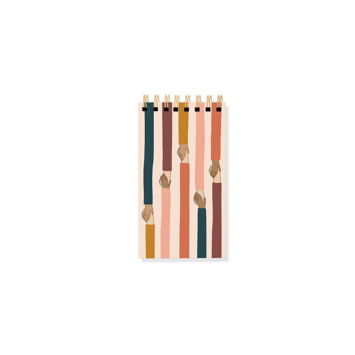 FRINGE STUDIO BETTER TOGETHER MINI NOTEPAD