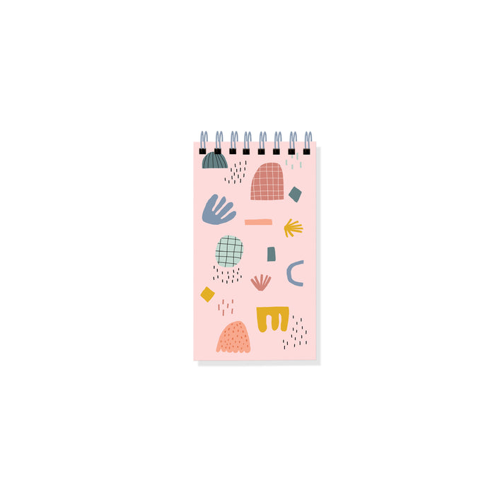 FRINGE STUDIO SHAPES MINI NOTEPAD