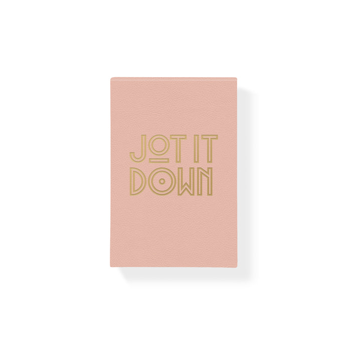FRINGE STUDIO JOT IT DOWN NOTEPAD