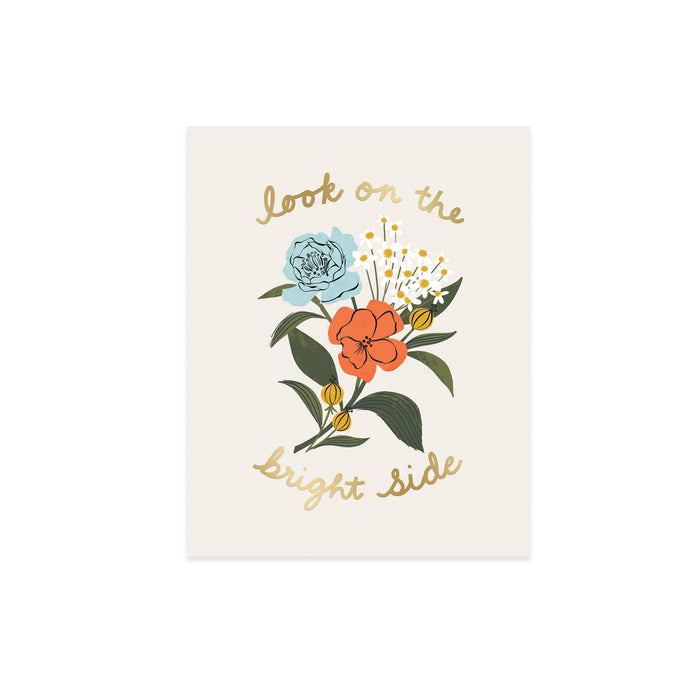 FRINGE STUDIO BRIGHT SIDE ART PRINT