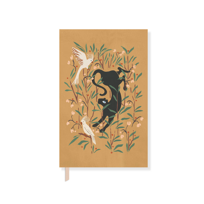 FRINGE STUDIO PANTHER PAPERBACK NOTEBOOK