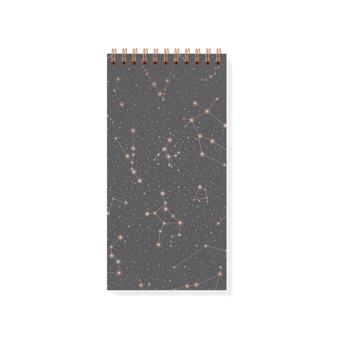 FRINGE STUDIO STAR ART TALL SPIRAL NOTEPAD